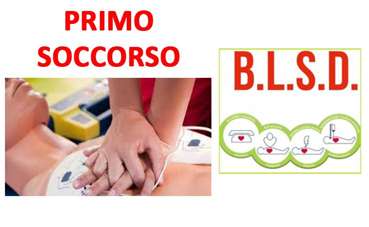 BREVETTO DI PRIMO SOCCORSO E BLS-D
