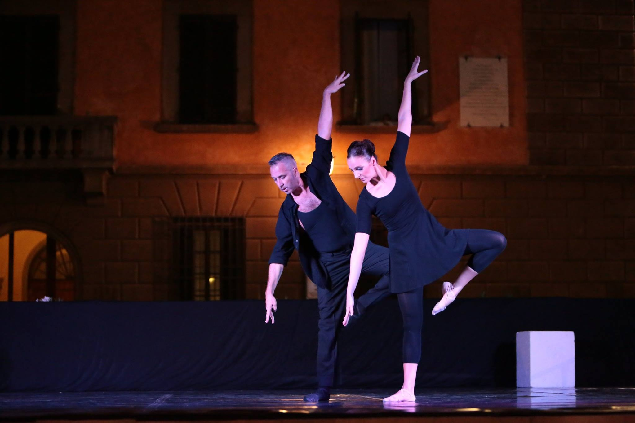 RAFFAELE MARINARI - Stage di Modern