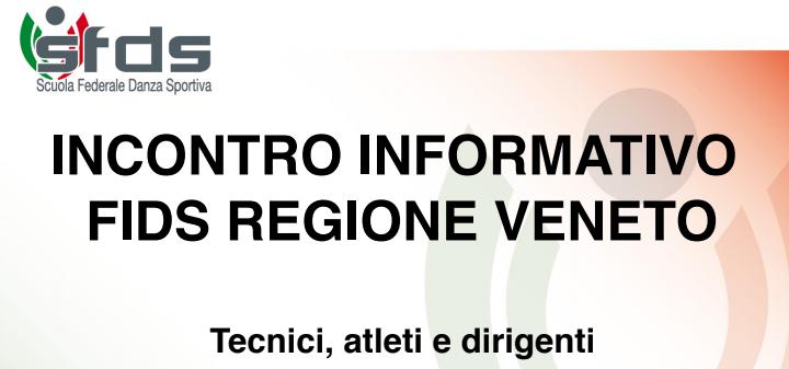 Calendario Fids.Comitato Regionale Veneto